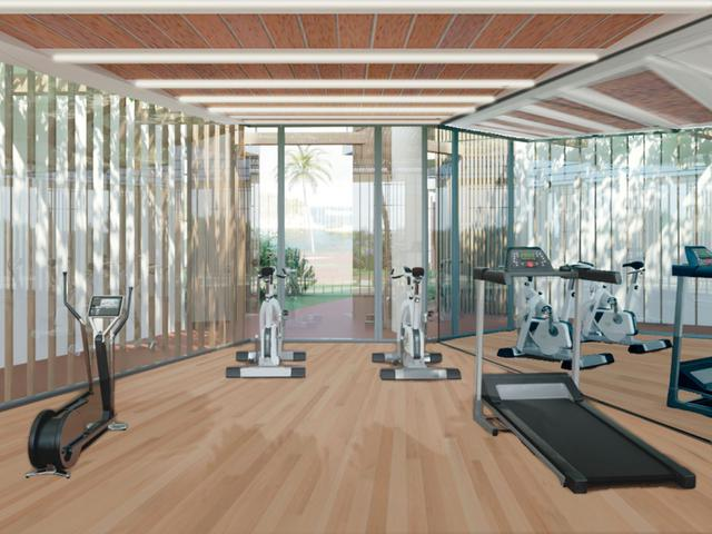 Fitnessstudio & sport siau ibiza hotel (only adults)