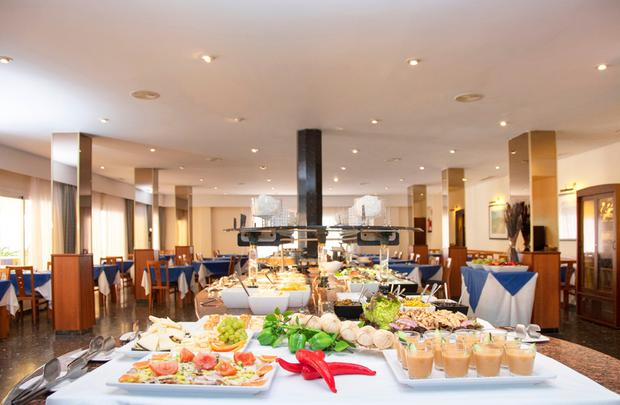 Buffet Oberoy Hotel (Adults Only)  Majorca