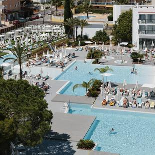 POOL AluaSoul Ibiza (Adults Only)  Ibiza