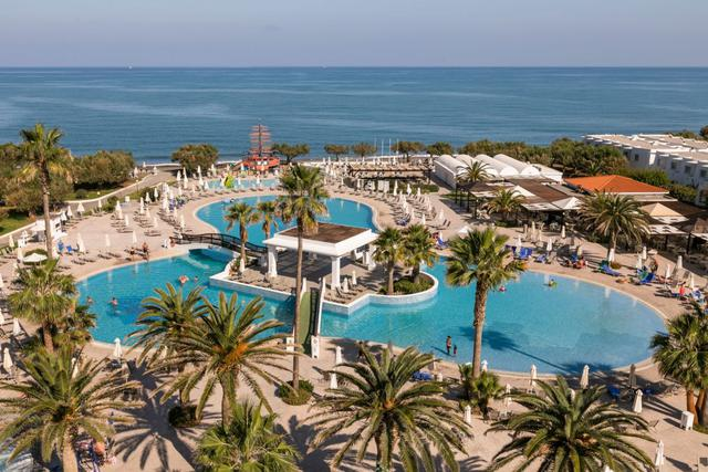 Swimming pools creta princess aquapark & spa hotel greece