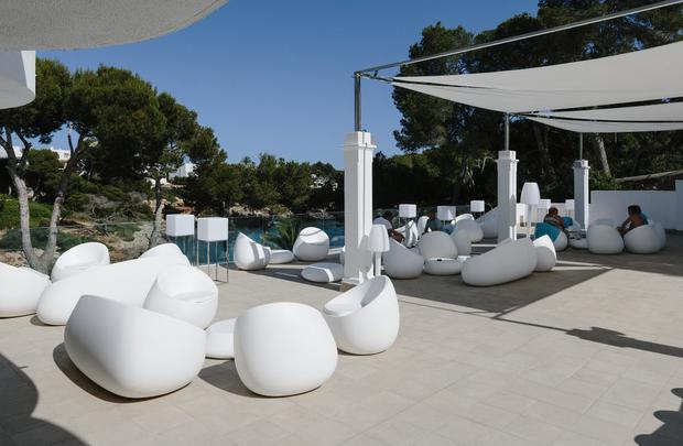 Terrace AluaSoul Mallorca Resort (Adults Only) Hotel Cala d'Or, Mallorca