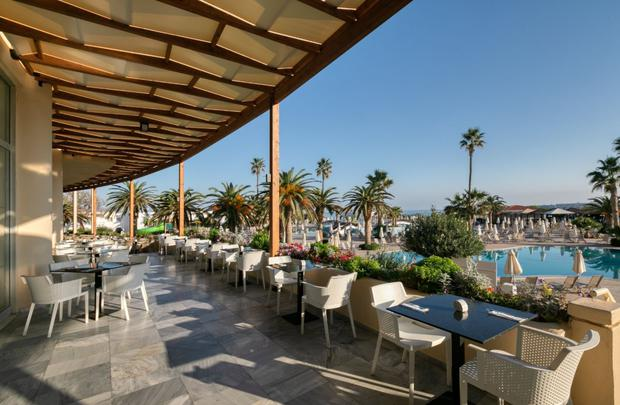 Terrace Creta Princess Aquapark & Spa  Greece