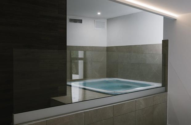 Jacuzzi AluaSoul Alcudia Bay (Adults Only) Hotel Alcudia, Mallorca
