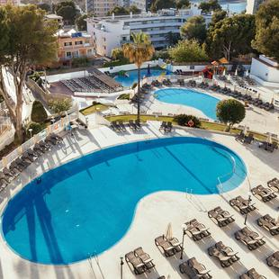 OUTDOOR SWIMMING POOLS AluaSun Torrenova  Majorca