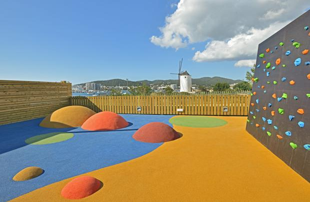 Play area Alua Hawaii Ibiza Hotel San Antonio