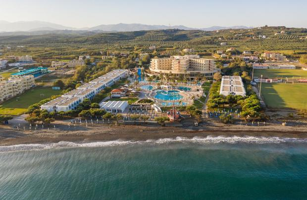 Panoramic view Creta Princess Aquapark & Spa  Greece