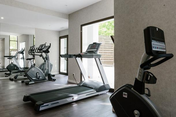 Gym AluaSoul Alcudia Bay (Adults Only) Hotel Alcudia, Mallorca
