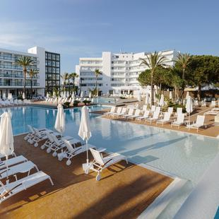KENTIA POOL CLUB AluaSoul Ibiza (Adults Only) Hotel Ibiza
