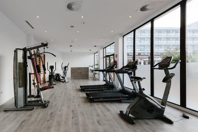 Fitness zone aluasoul ibiza (adults only) hotel