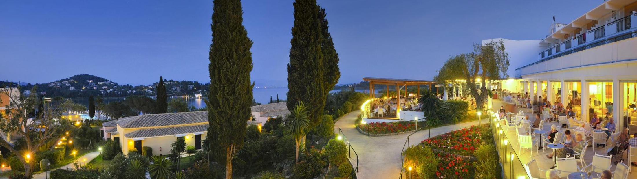 Corcyra Beach Hotel - New incorporation AMResorts ****Corfu, Greece Corcyra Beach Hotel Greece