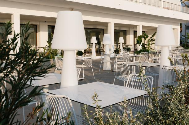 Restaurant AluaSoul Ibiza (Adults Only) Hotel Ibiza