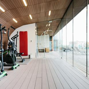 FITNESS CENTRE AluaSoul Palma (Adults Only) Hotel Cala Estancia, Mallorca