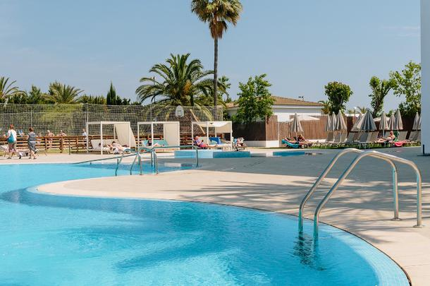 Pool AluaSoul Alcudia Bay (Adults Only) Hotel Alcudia, Mallorca