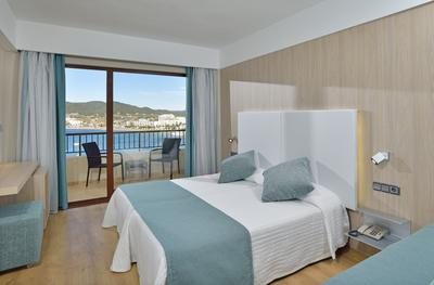 Twin Room With Sea View Alua Hawaii Ibiza  San Antonio