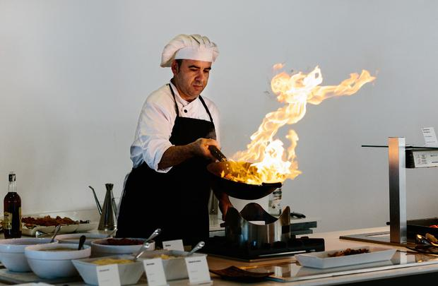 Show Cooking AluaSoul Ibiza (Adults Only) Hotel Ibiza