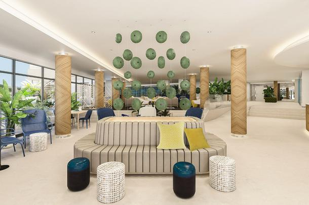 Interiors- Refurbished in 2020 AluaSoul Palma (Adults Only) Hotel Cala Estancia, Mallorca