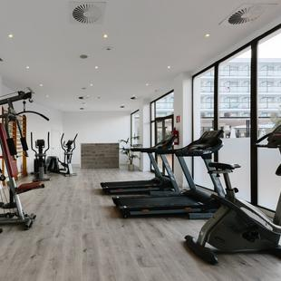 FITNESS ZONE AluaSoul Ibiza (Adults Only)  Ibiza