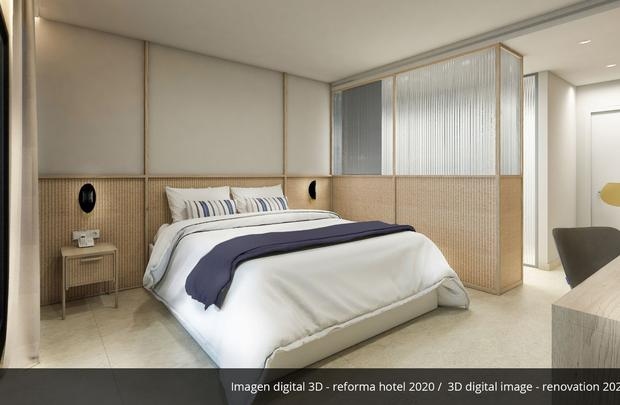 Room- Refurbished in 2020 AluaSoul Palma (Adults Only) Hotel Cala Estancia, Mallorca